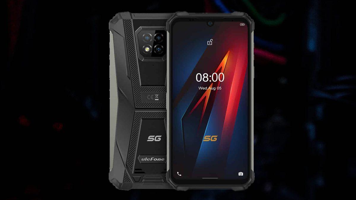 Ulefone Armor 8 5G Smartphone