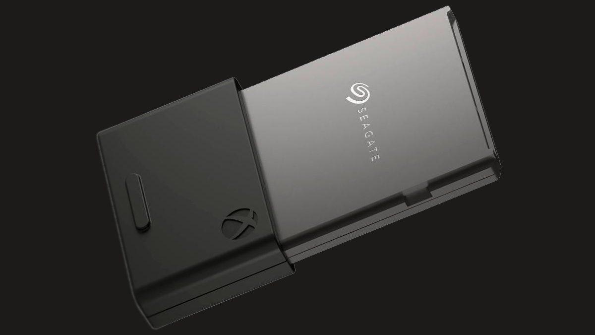 Xbox Seagate Storage