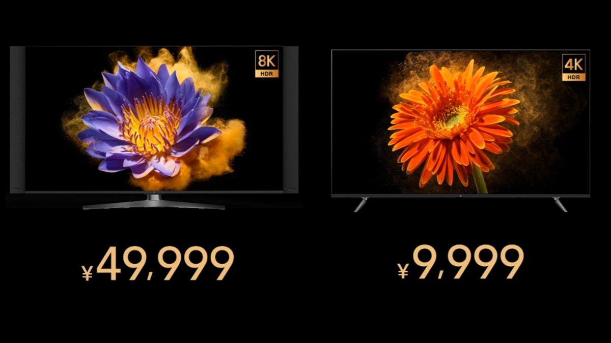 Xiaomi Mi TV Master Edition