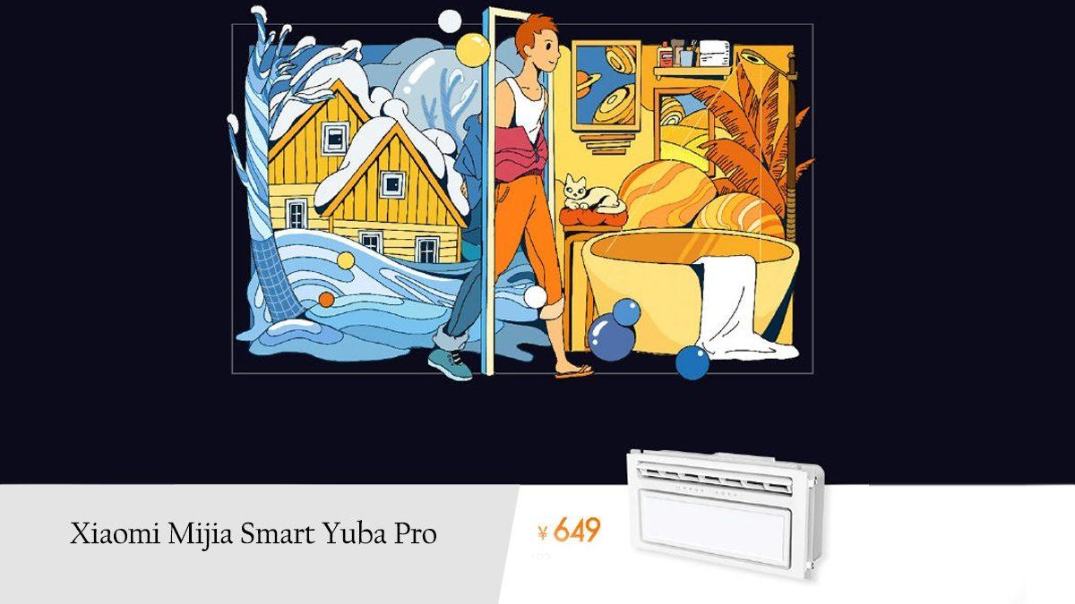 Xiaomi Mijia Smart Yuba Pro