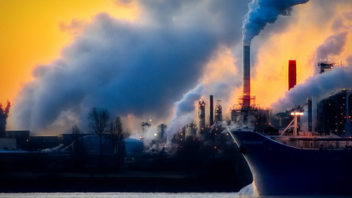 Carbon Dioxide Global Emissions