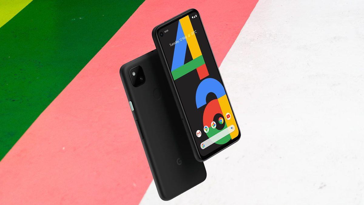 Google Pixel 4a India
