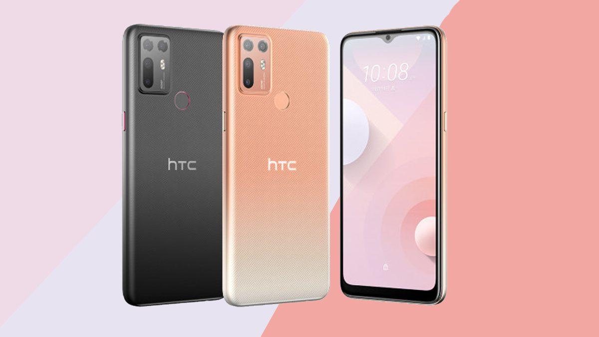 HTC Desire 20 Plus 4G Smartphone