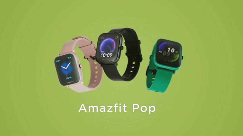 Huami Amazfit Pop Smartwatch