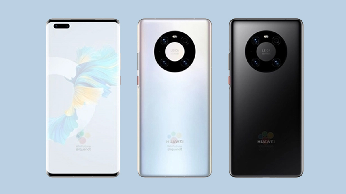 Huawei Mate 40 Rear Camera