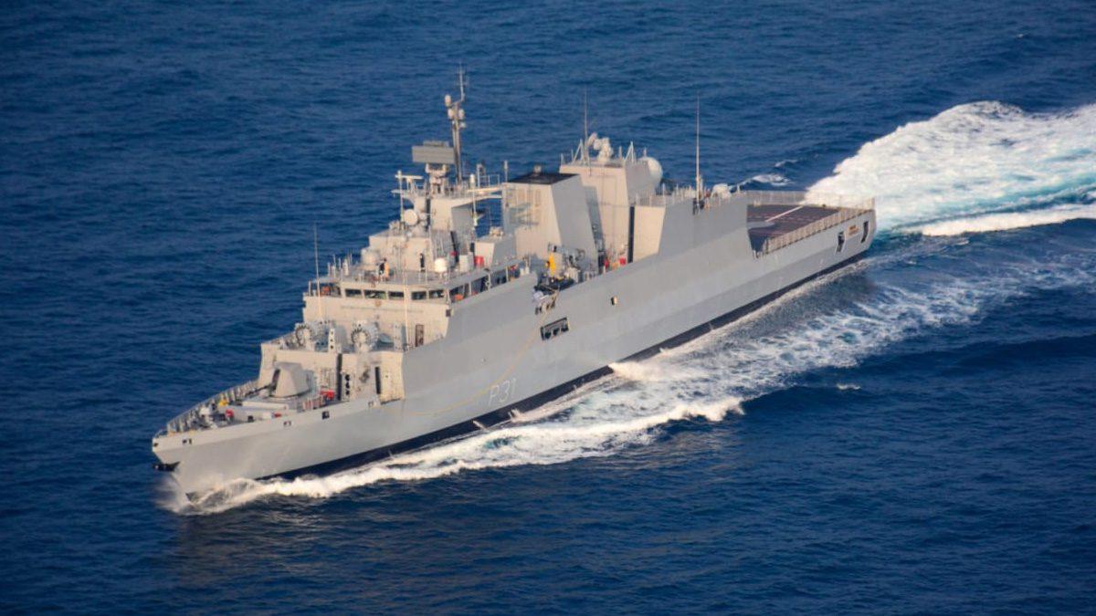 Navy's INS Kavaratti