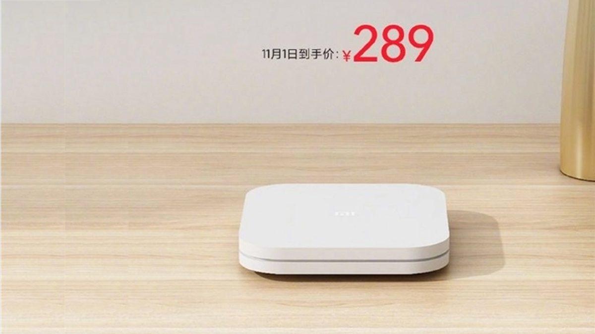 Mi Box 4S