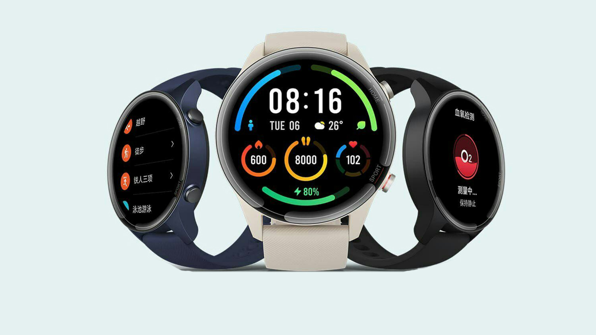 Mi Watch Color Sport Edition
