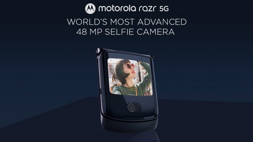 Motorola razr 5G Launch
