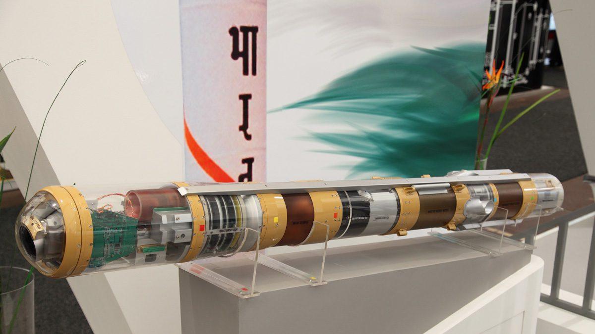 India's NAG Missile