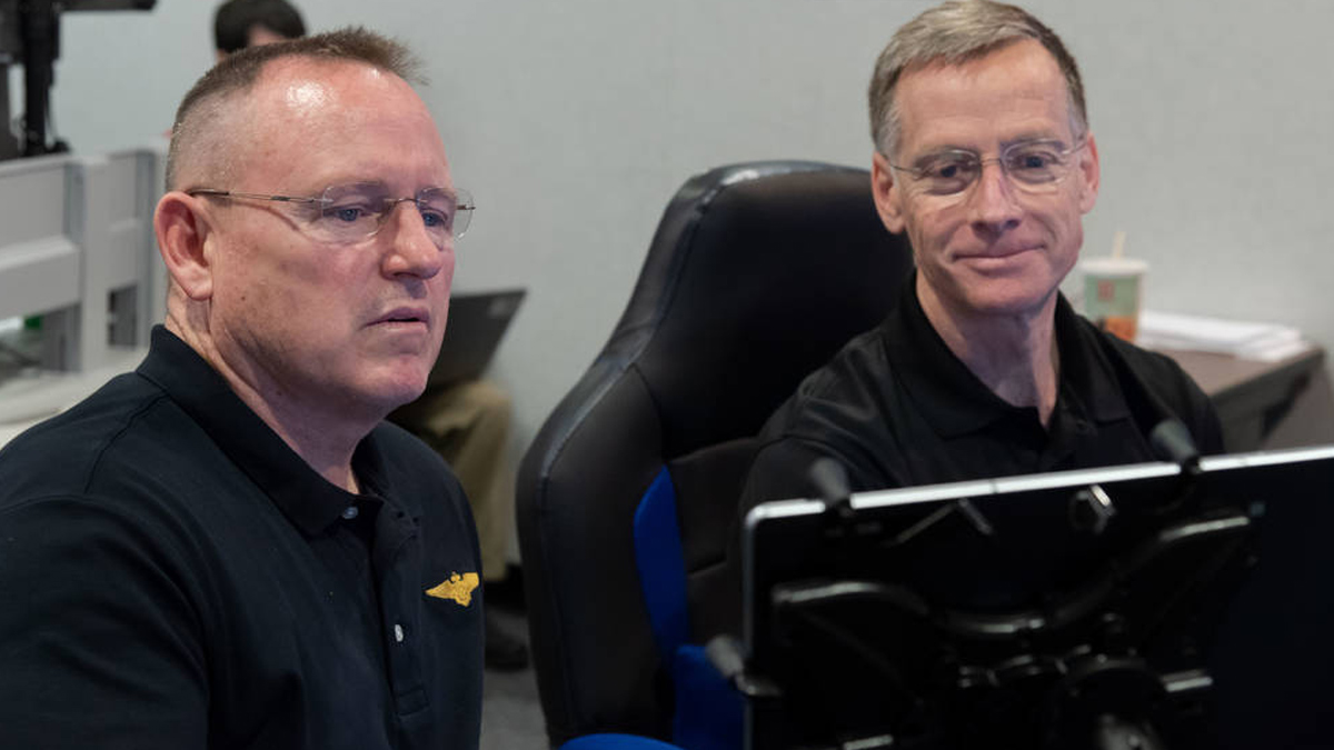 Nasa Crew Program