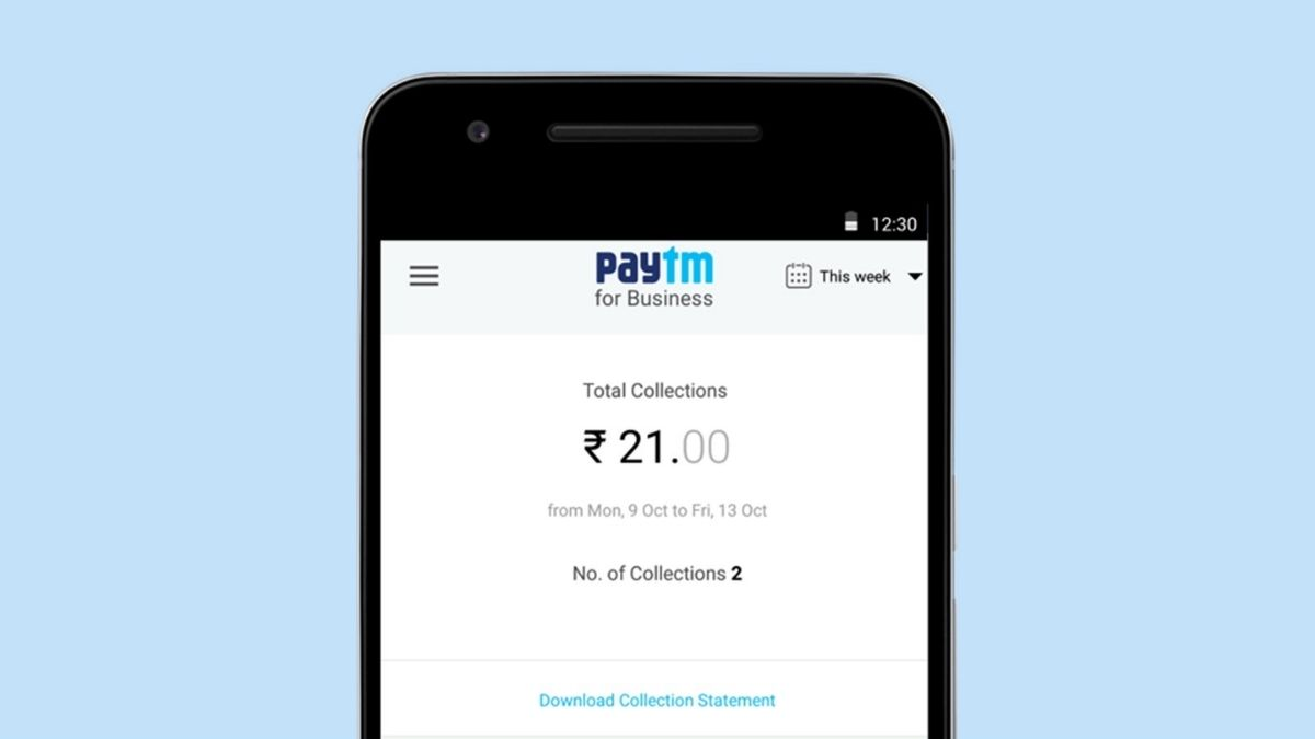 Paytm app bank server down