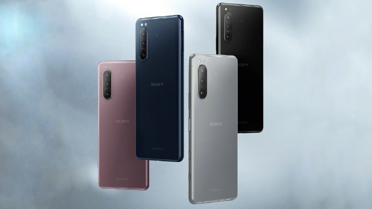 Sony Xperia 1 II and Xerpia 5 II