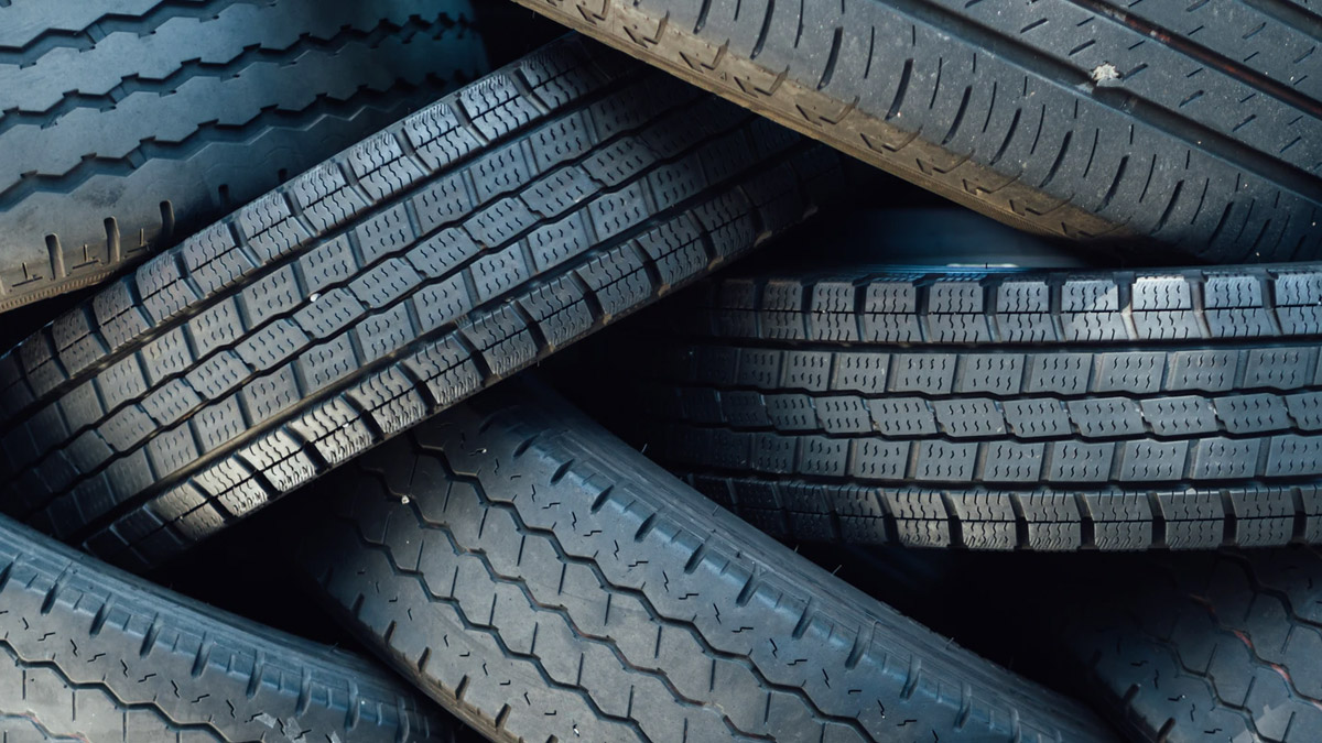 India's First Tyre Park