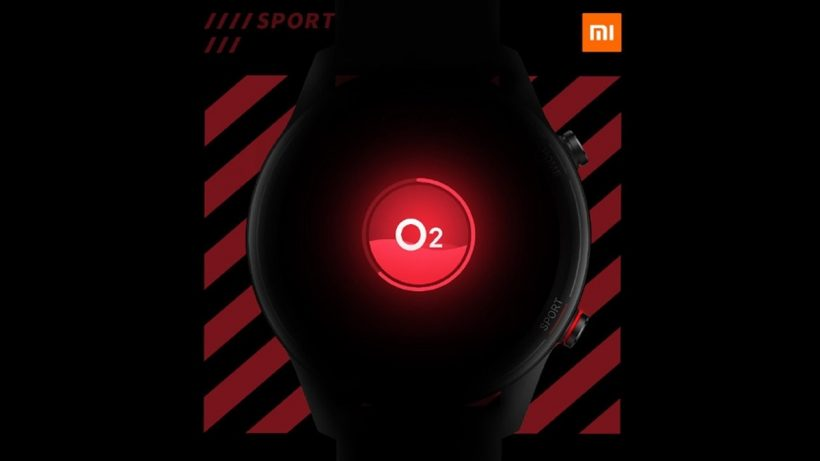 Xiaomi Mi Color Watch