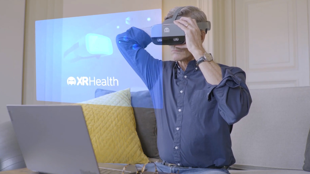 XRHealth VR Therapy