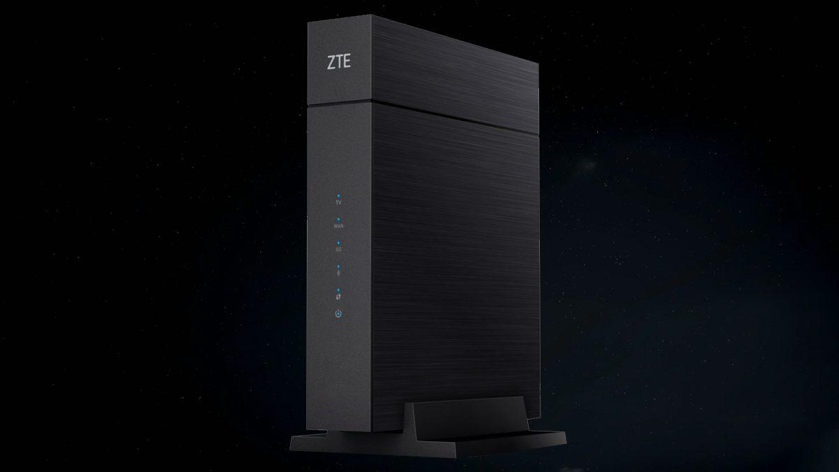 ZTE 5G set top Box