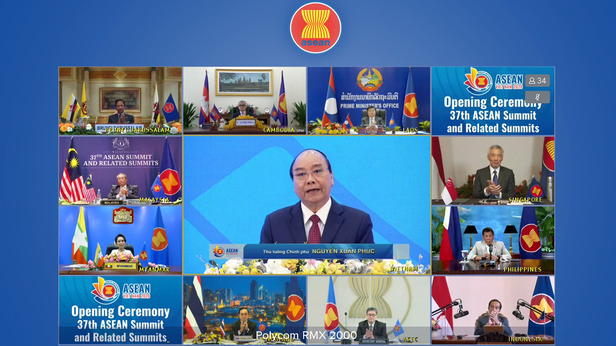 Online ASEAN Summit