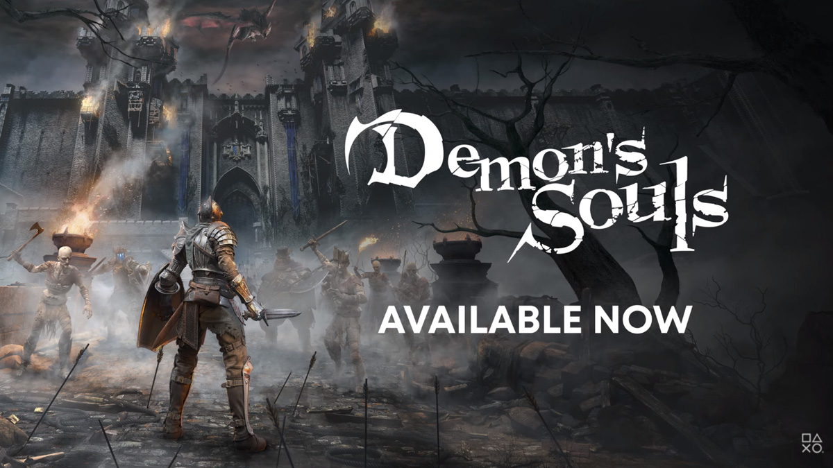 Demon's Soul Playstation