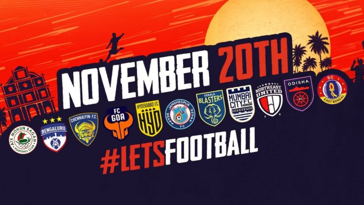 Indian Super League Football