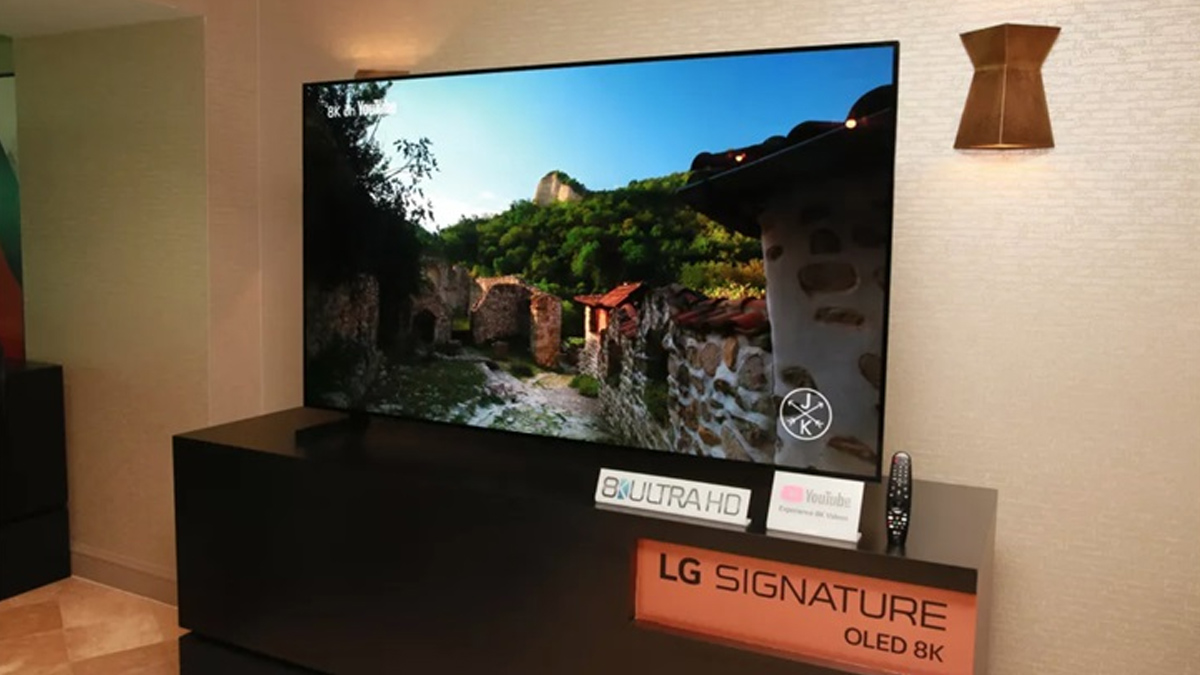 LG OLED TV Frame Rate