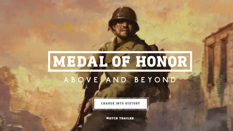 Medal of Honor Oculus