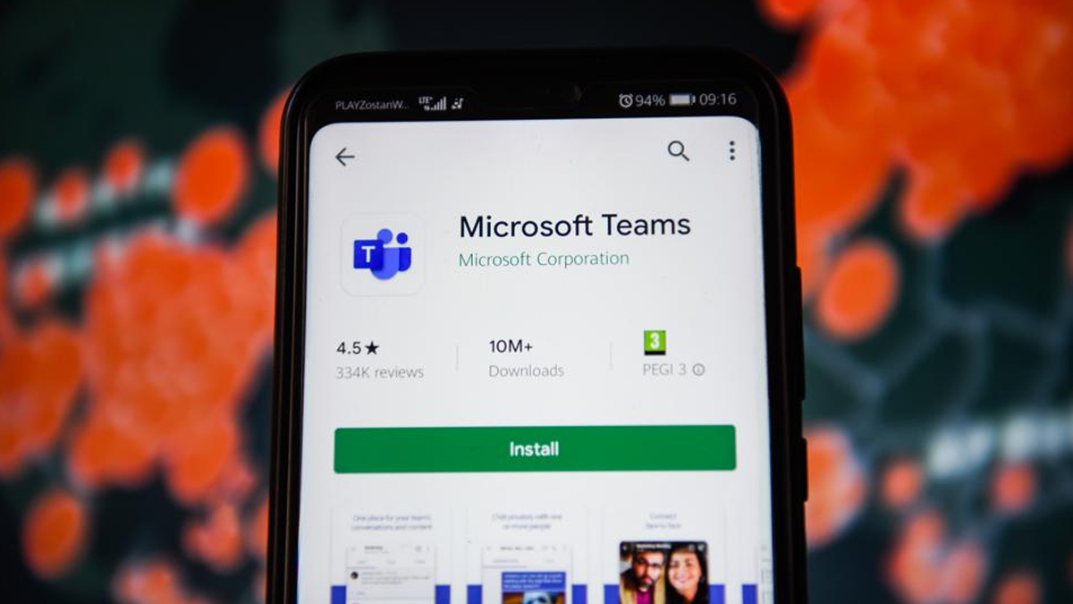 Microsoft Teams Feature