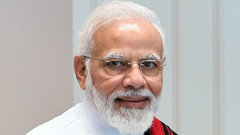 PM Modi In White