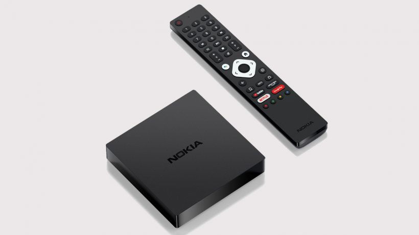 Nokia Streaming Box 8000 4K