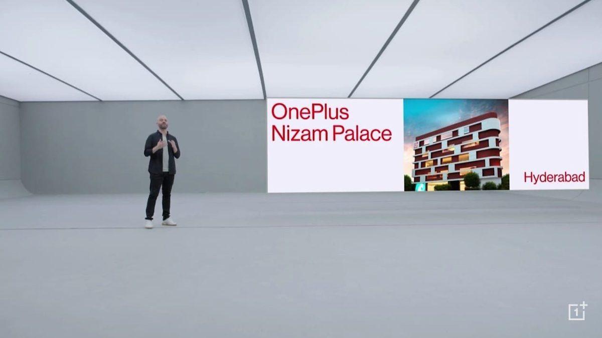 Oneplus Nizams Palace