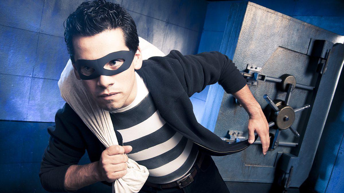 COVID-19 Robbery