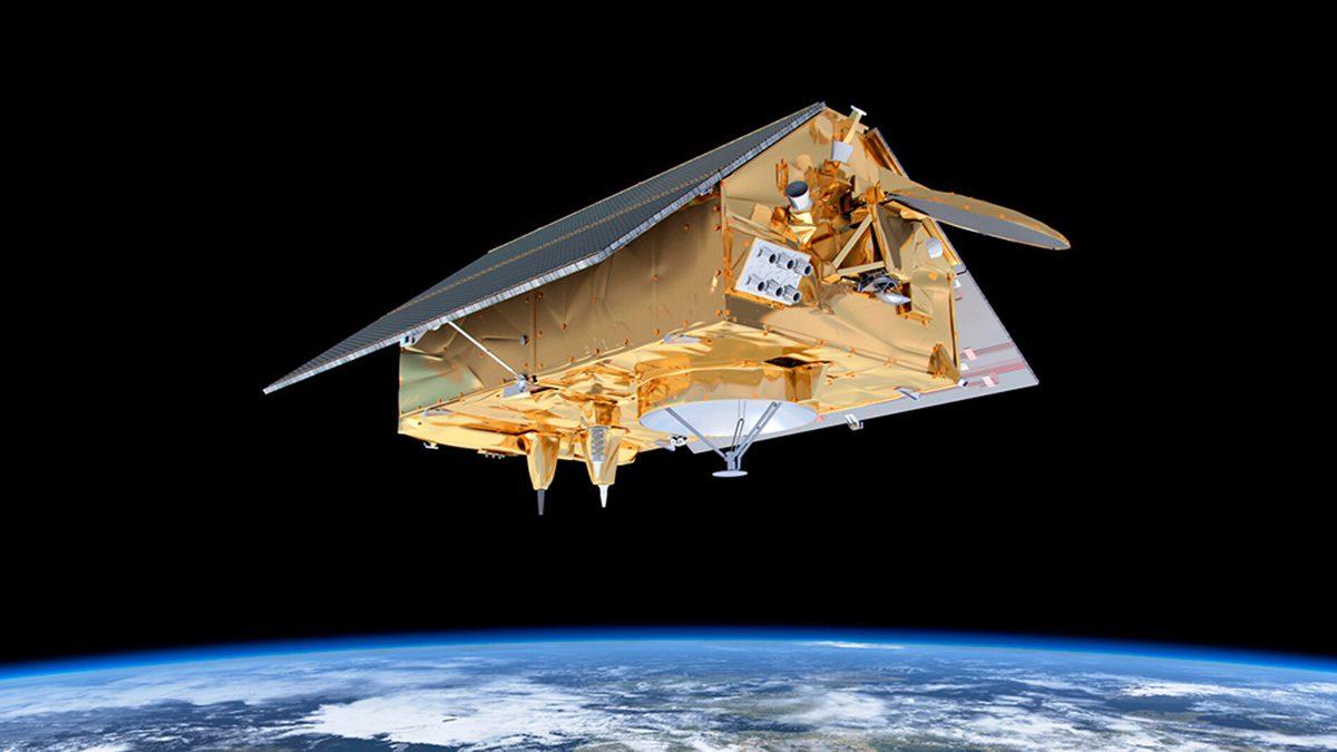 Sentinel 6 Satellite