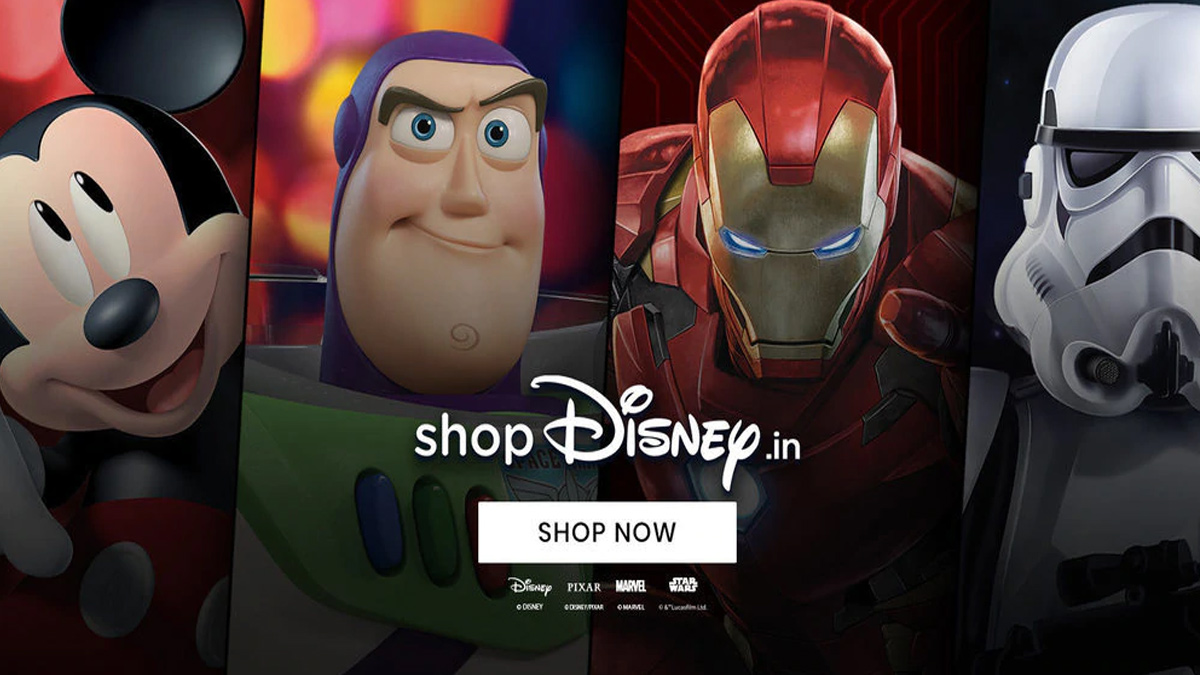 Shop Disney India