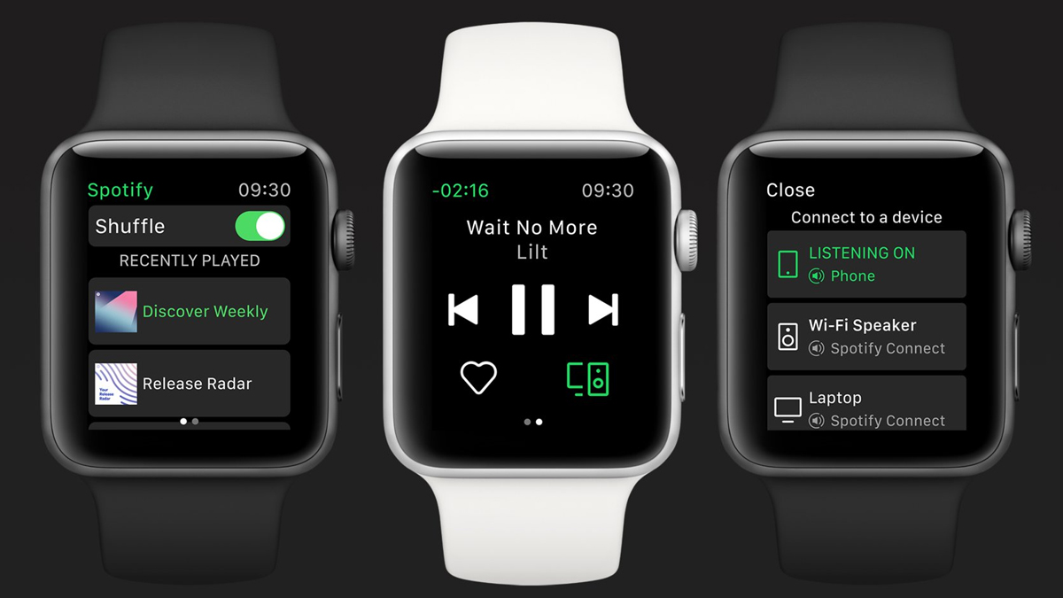 Spotify Streaming On Apple Watch