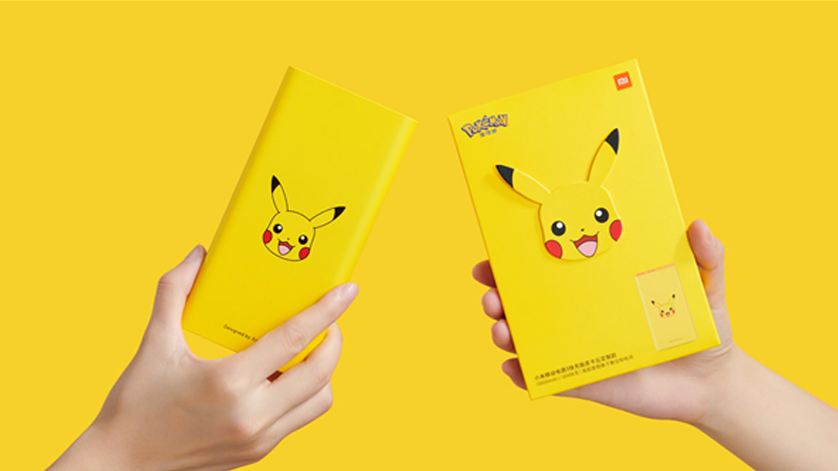 Xiaomi Mi Power Bank 3 Pikachu