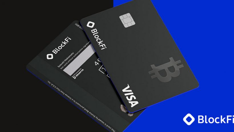 BlockFi And Visa