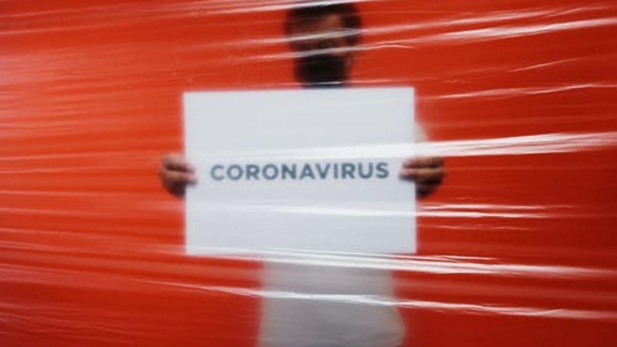 Coronavirus Photograph