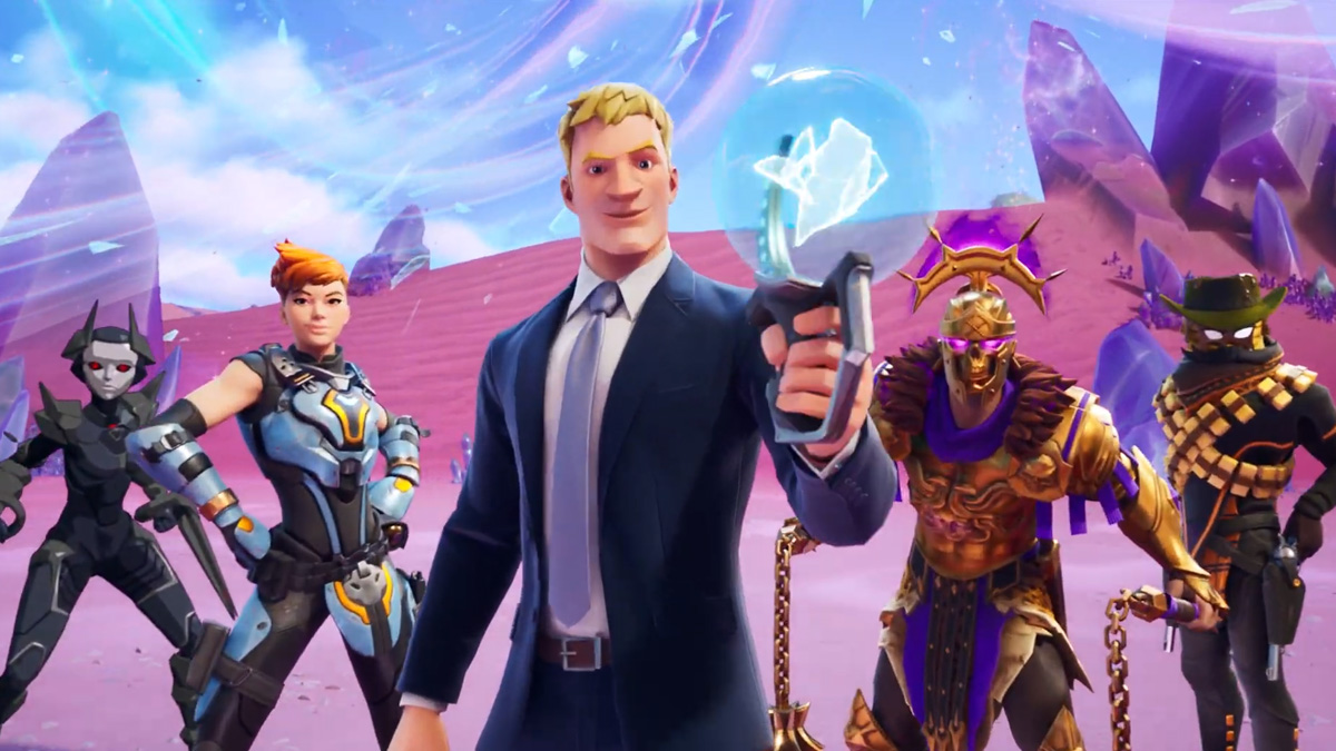 Fortnite Chapter 2 Season 5