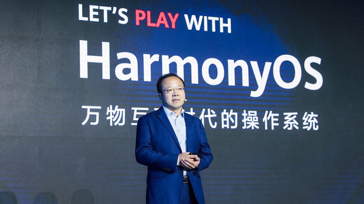 Huawei Hongmeng System