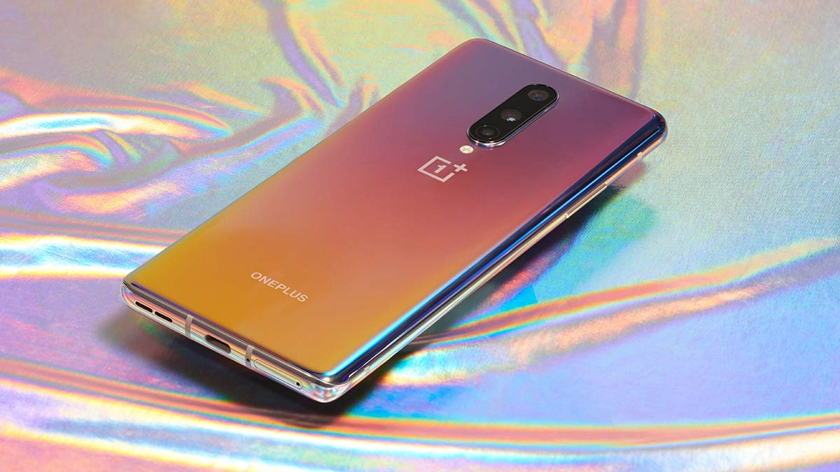 OnePlus 8 Android Update
