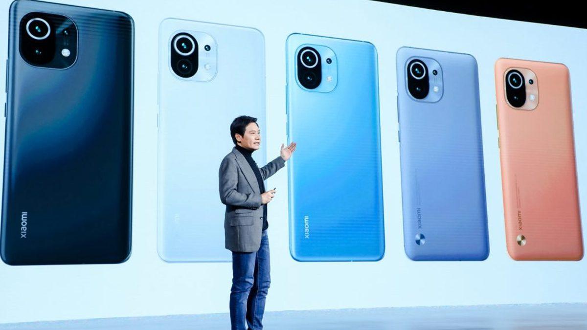 Xiaomi Mi 11 Released
