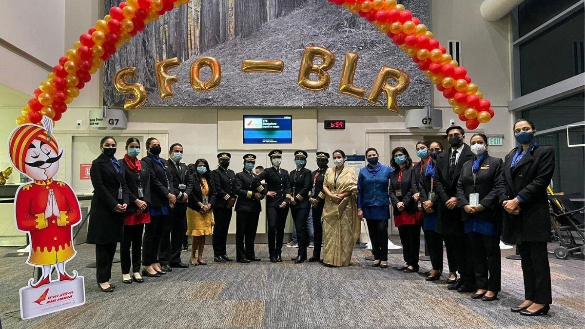 Air India Crew