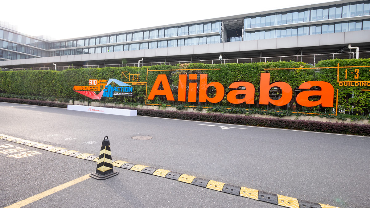 Alibaba Electric Car