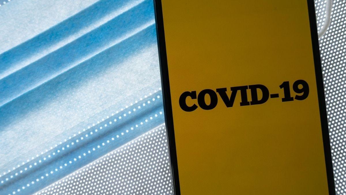 COVID-19 Smartphone Mask