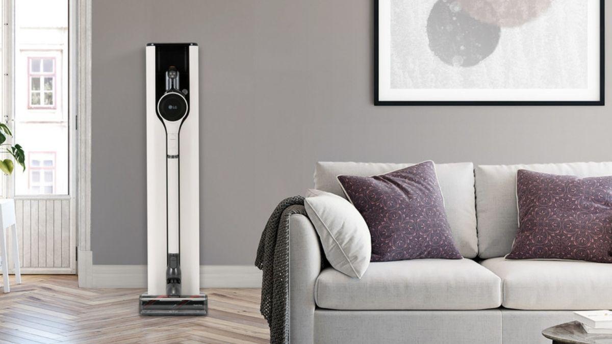 LG CordZero Vacuum Cleaner