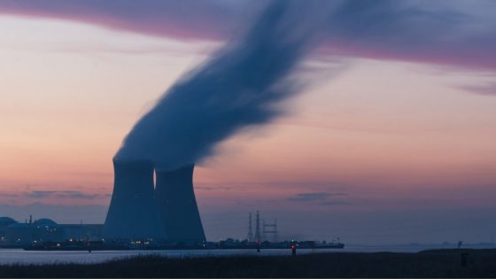 Photo Of Nuclear Power Plant