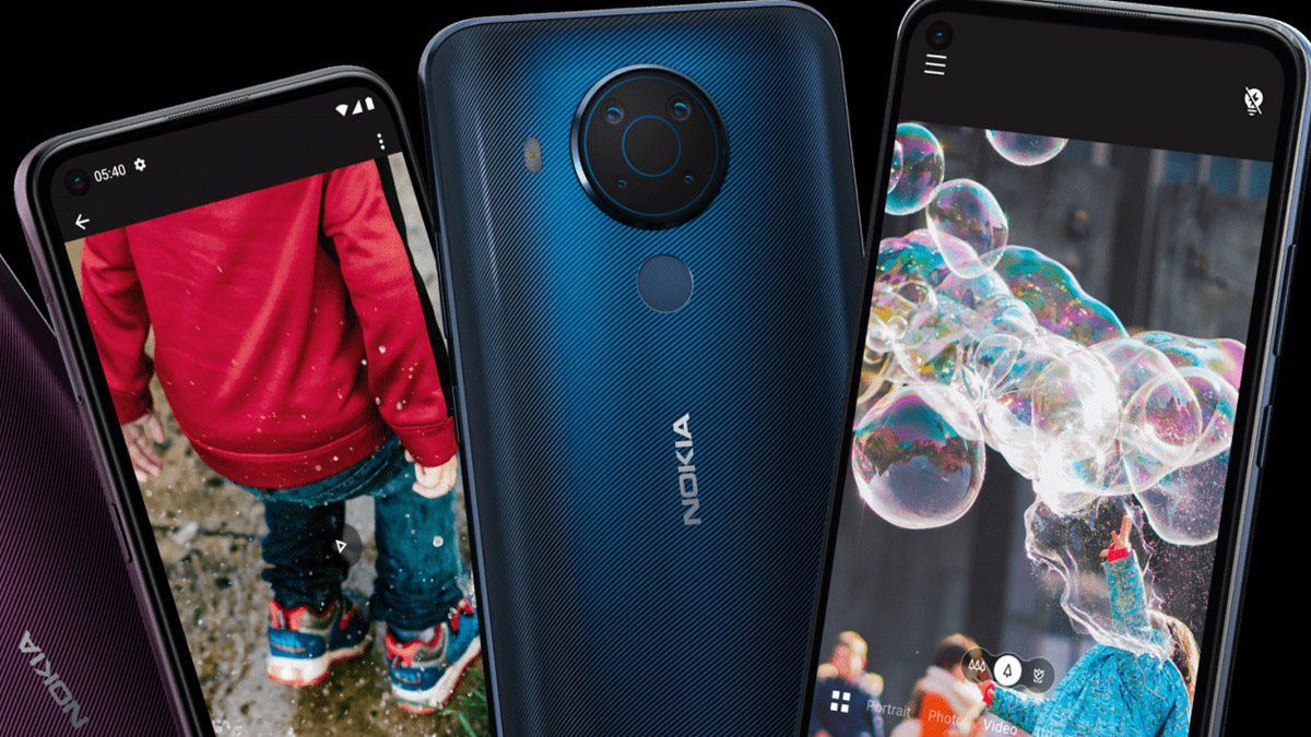 Nokia 5.4 India