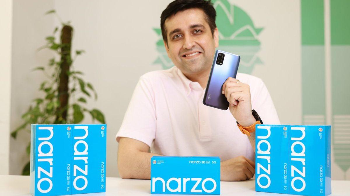 Realme Nazro 30 Pro 5G