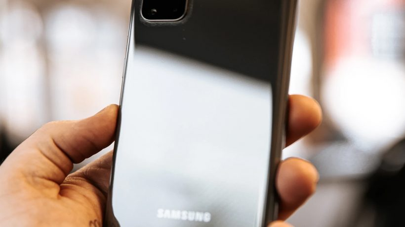 Samsung A Series Smartphone
