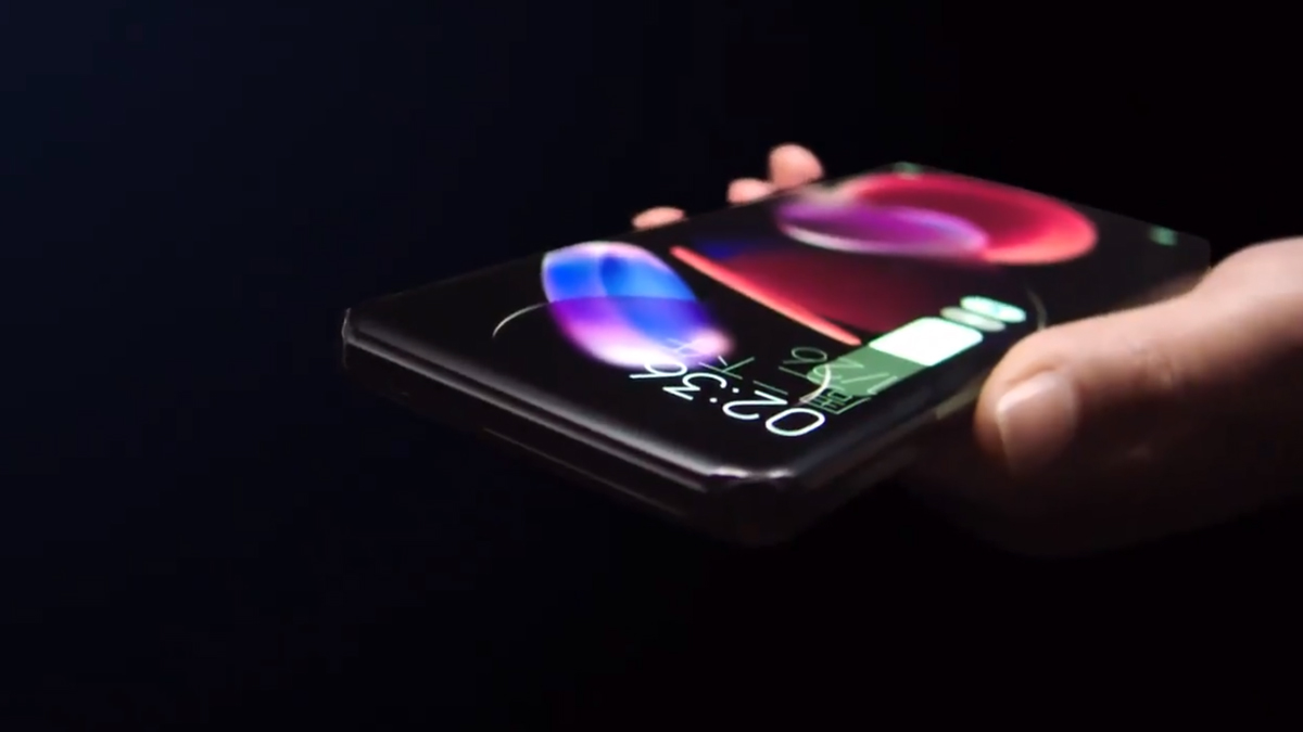 Xiaomi Quad Curved Water Display
